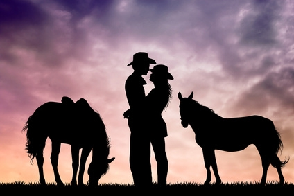 love of horse